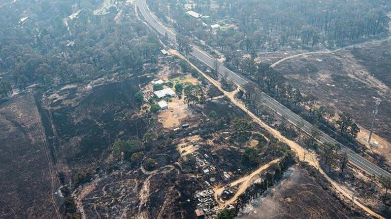 Avustralyadaki yangınlarla ilgili kabus gibi açıklama