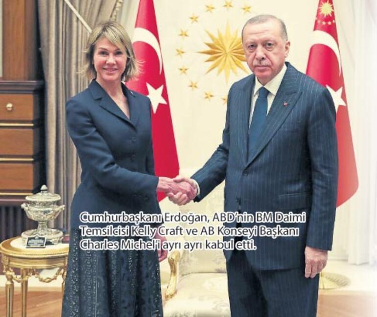 Türkiye 'ateşkes' için masada Dünyanın gözü bu zirvede...