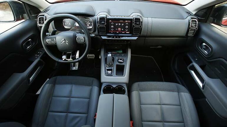 Yeni Citroën C5 Aircross özellikleriyle şaşırtıyor
