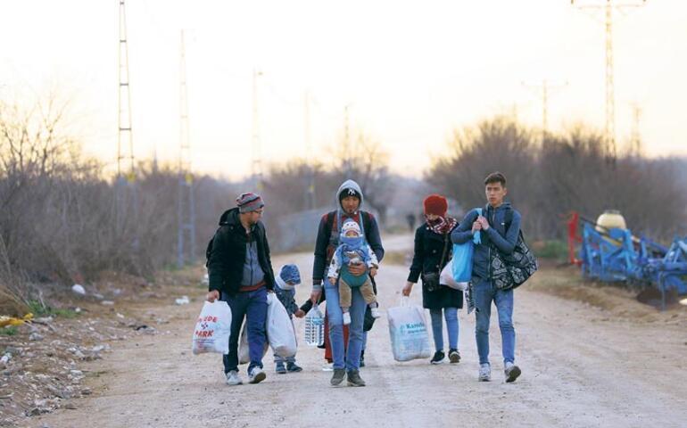 Sınırda kadın olmak