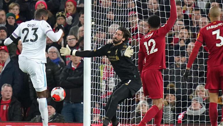 Liverpoolda Alisson Becker, Atletico Madrid maçında yok