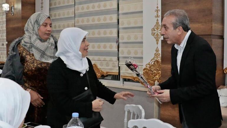 Cumhurbaşkanı Erdoğandan Diyarbakır annelerine 8 Mart mesajı