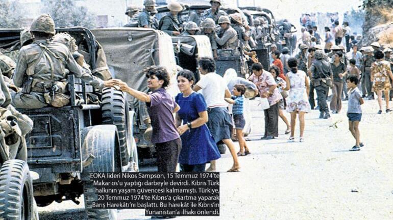 Kıbrıs'ta direnişin kısa tarihi