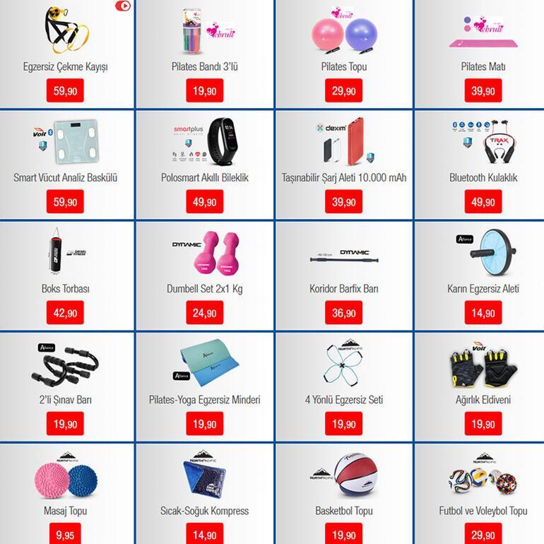 BİM aktüel katalog Ürünler ve fiyatları belli oldu...10 Mart Salı ve 13 Mart Cuma