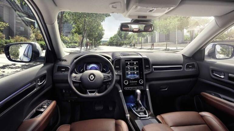 Renault Koleos kendini yeniledi
