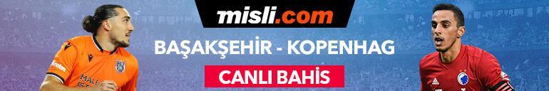 Başakşehir - Kopenhag: 1-0