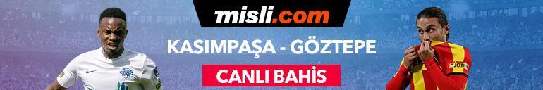Kasımpaşa - Göztepe maçı canlı bahis heyecanı Misli.comda