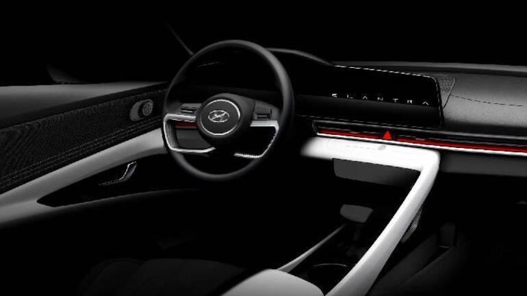 Hyundai Elantra yeni tasarımla geliyor