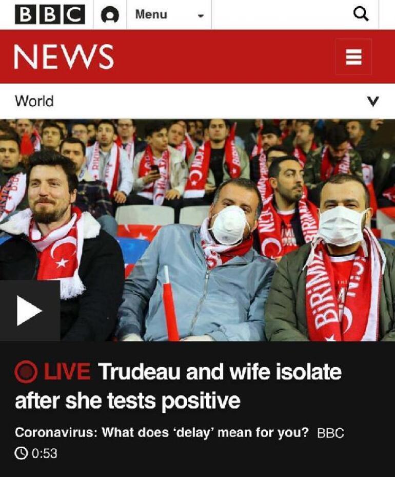 Altundan yabancı medyaya, corona virüs haberlerinde Türkiye fotoğrafı uyarısı