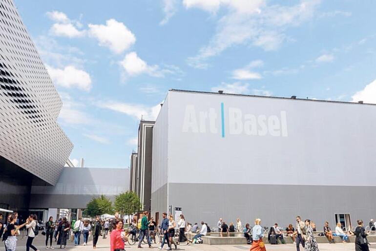 Art Basel yarın başlıyor