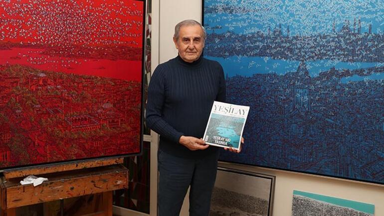 Yeşilaya Devrim Erbil tasarımı