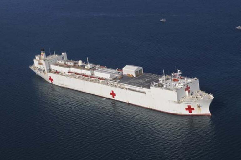 Son dakika | Trumptan corona virüs açıklaması: Devasa gemiler yola çıkıyor