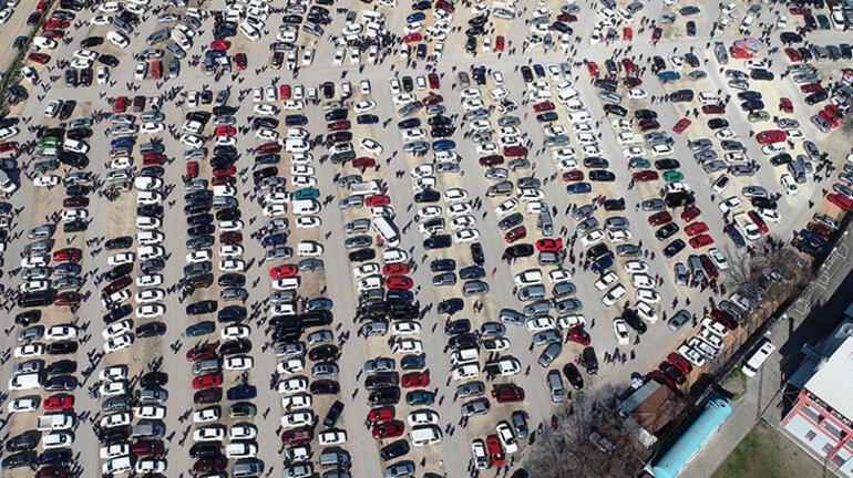 ABde otomobil satışları düştü