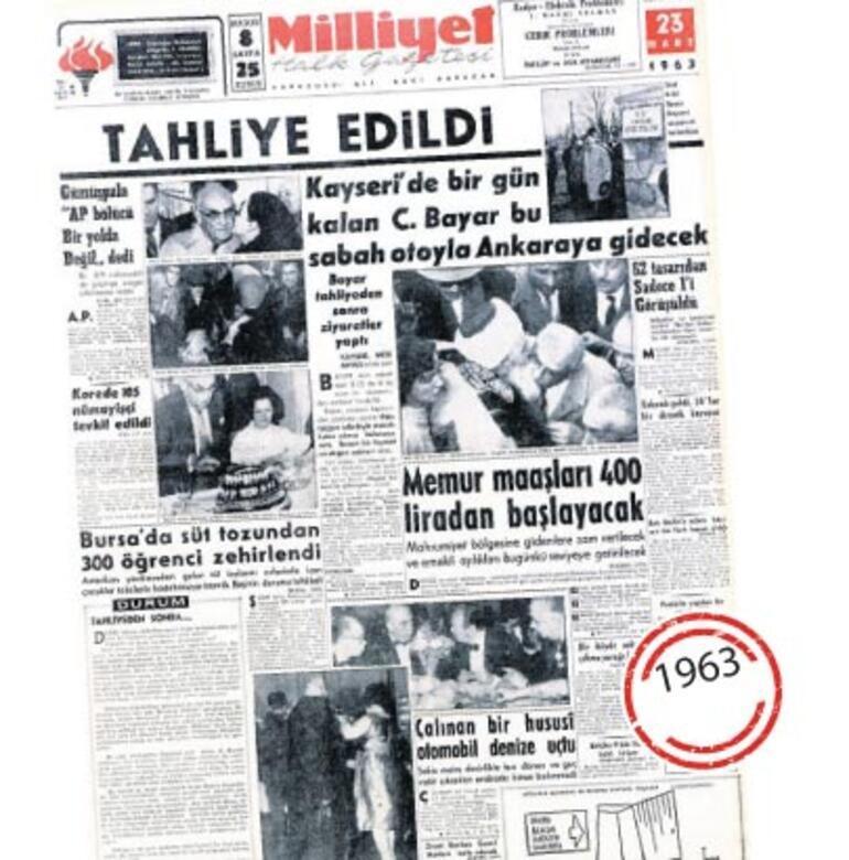 Bayar'ın Ankara'yı karıştıran tahliyesi