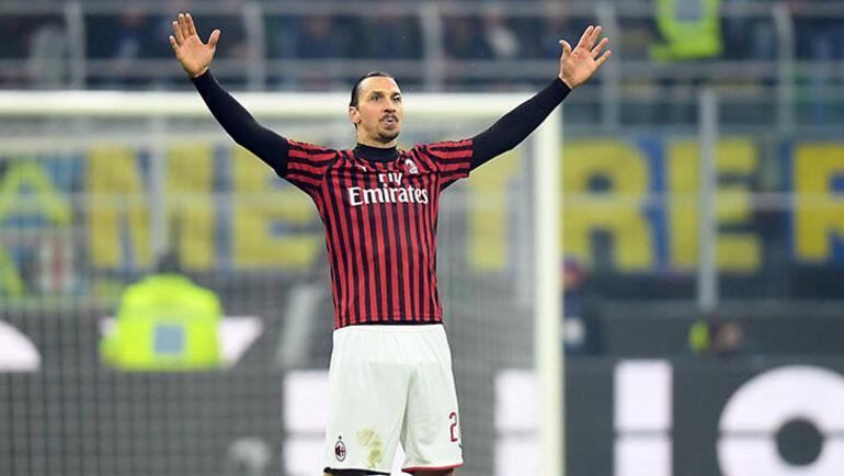 Zlatan Ibrahimovicten ayrılık kararı