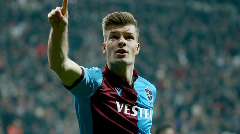 Trabzonspor, Alexander Sörlothun değerini belirledi