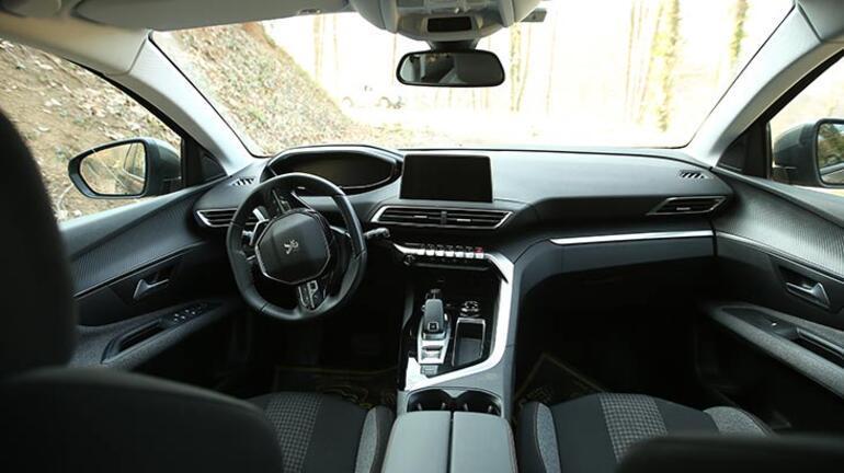 Peugeot'nun ödüllü aracı: Peugeot SUV 3008