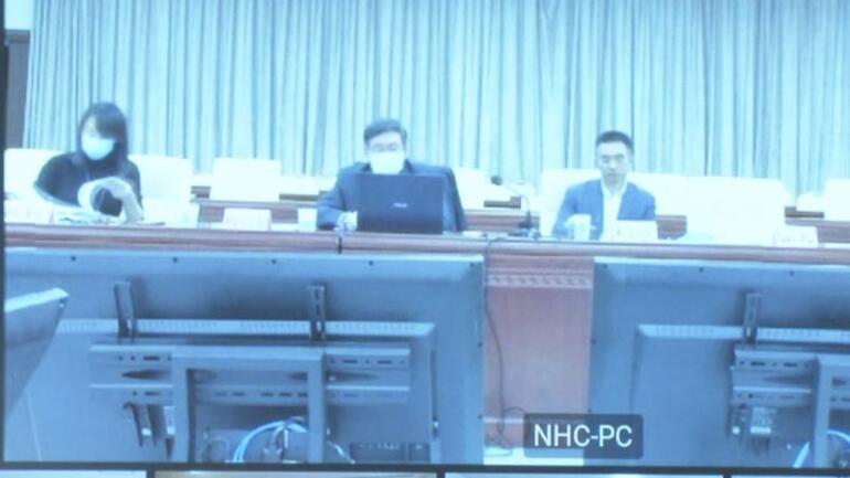 Bilim Kurulu üyeleri, Çinli yetkililerle corona virüsü görüştü