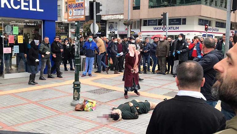 Son dakika haberi: Rizede sokak ortasında kan donduran anlar