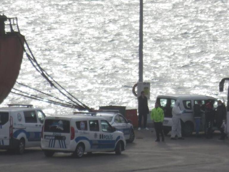 Haydarpaşa Limanında corona virüs alarmı