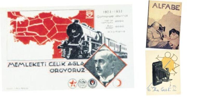 Cumhuriyetin çizgi ve tasarım imzası