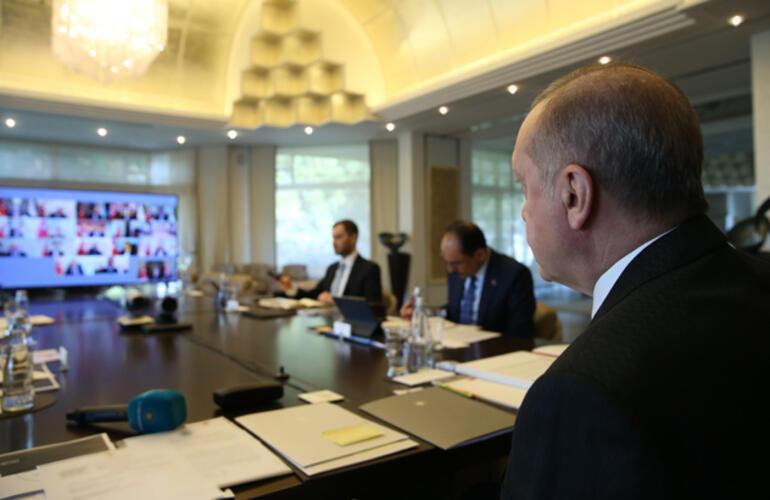 Son dakika haberleri: Cumhurbaşkanı Erdoğan kabine toplantısının ardından açıklama yapacak