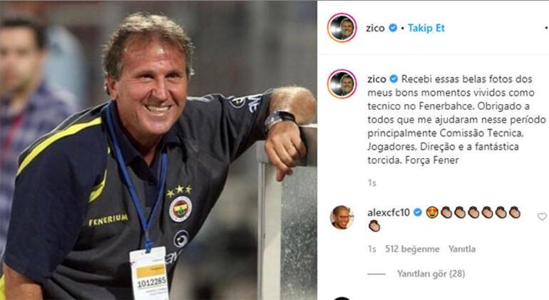 Zicodan Fenerbahçe paylaşımı