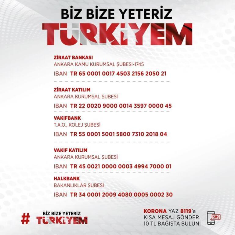 Son dakika Cumhurbaşkanı Erdoğanın 7 aylık maaşımı bağışladım deyip başlattığı kampanyaya destek yağıyor