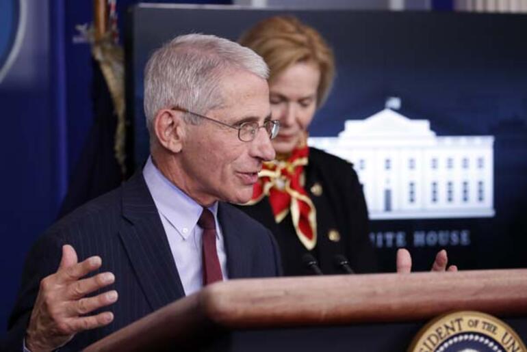 Beyaz Saray sağlık ekibinden çok kritik corona virüs açıklaması