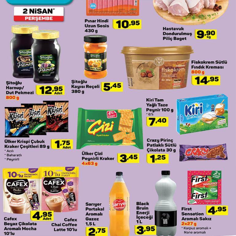 A 101 aktüel katalog bugün İşte indirimli ürünler kataloğundaki fiyatlar (2 Nisan 2020)