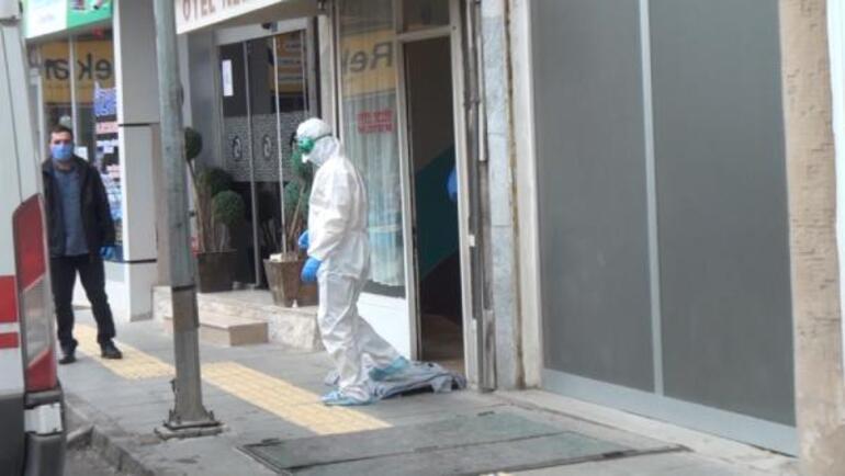 Hastaneden kaçan korona virüs hastası otelde yakalandı
