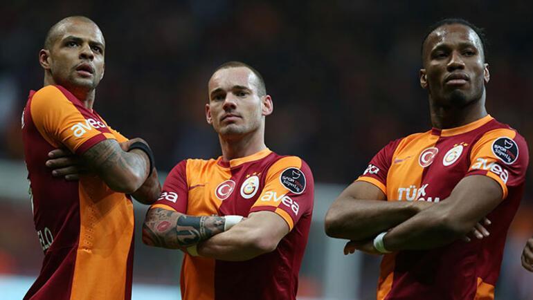 Melodan VAR çıkışı Galatasaray, Şampiyonlar Liginde...