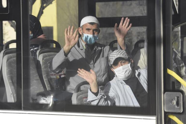 Umreden dönen 337 kişiye, Konyada 14 gün karantina