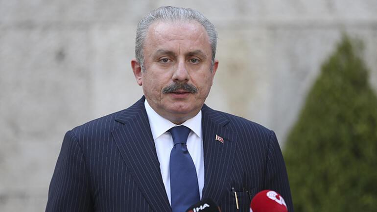 TBMM Başkanı Şentoptan tüm Türkiyeye 23 Nisan çağrısı