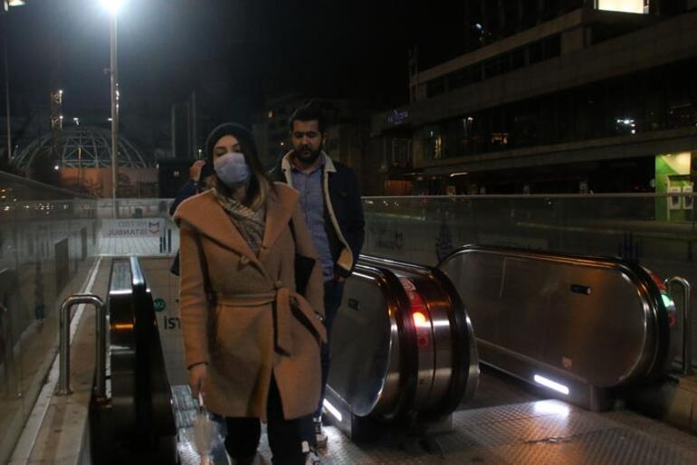Son dakika | İstanbullular dikkat O seferler artık 21.00e kadar