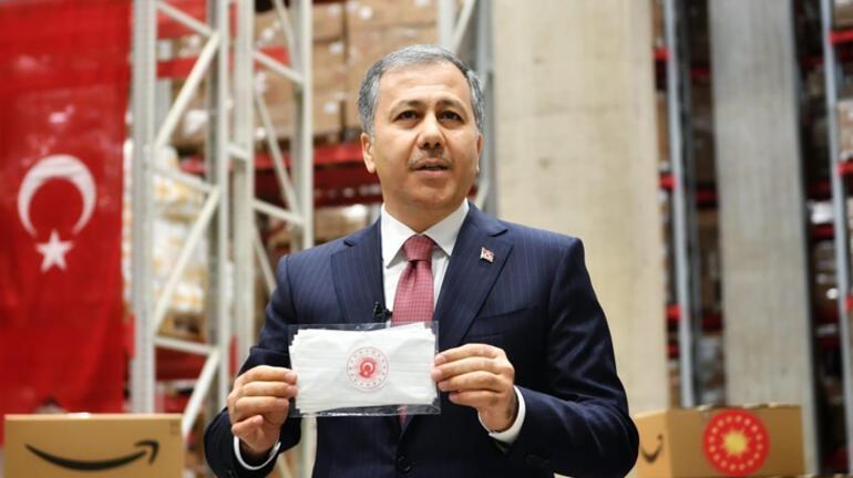 Son dakika... İstanbul Valisi duyurdu Maske ve kolonya dağıtımına başlandı