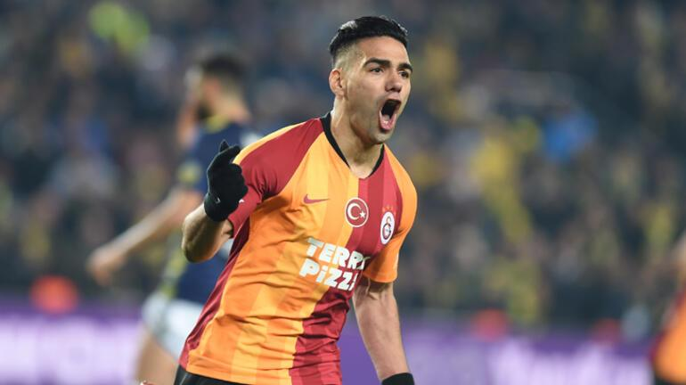 Son dakika | Galatasaraydan Falcao açıklaması