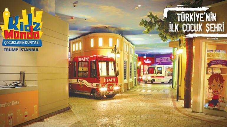 İstanbul'da çocukların en sevdiği eğlence merkezleri