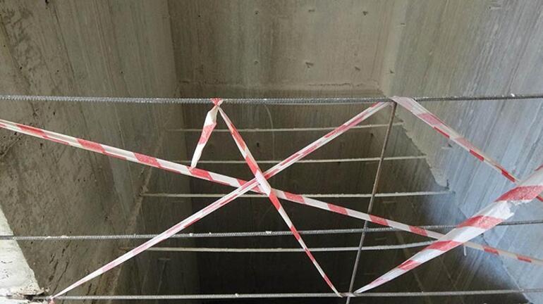 Feci ölüm Asansör boşluğuna düşen çocuk yaşamını yitirdi