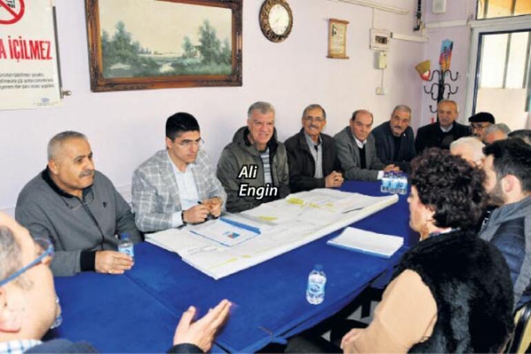 İzmirliler Narlıdere'ye gelecek
