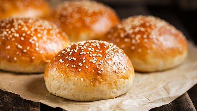 Yumuşacık hamburger ekmeği nasıl yapılır 4 farklı hamburger ekmeği tarifi