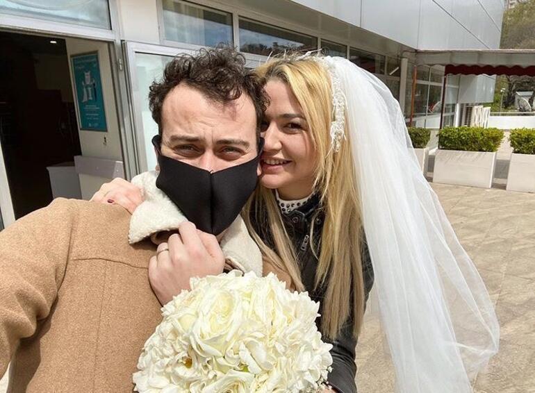 Kaan Boşnak sessiz sedasız evlendi