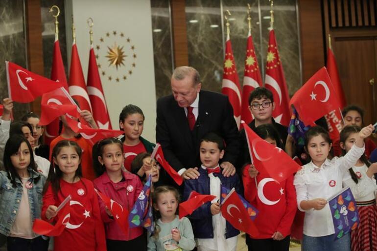 Son dakika   Cumhurbaşkanı Erdoğan ulusa seslendi İstiklal Marşını okudu