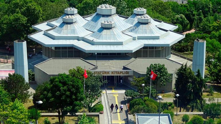 Araştırma yapmak isteyenlere İstanbul'un en iyi kütüphaneleri