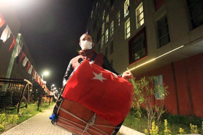 Karantina altındaki Türk vatandaşlarına ramazan nostaljisi