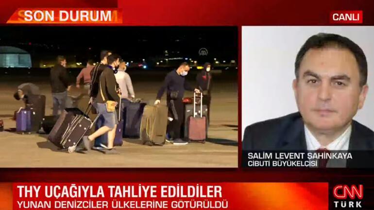 Türkiye Yunan denizcileri kurtardı Büyükelçi o anları anlattı