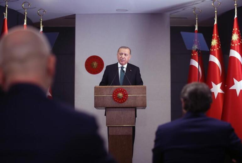 Son dakika | Cumhurbaşkanı Erdoğan 3 günlük sokağa çıkma yasağı kısıtlamasını duyurdu