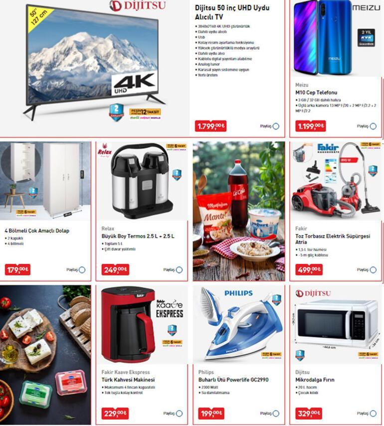 29 Nisan Çarşamba BİM aktüel ürünler kataloğunda bu hafta neler var BİM 29 Nisan indirimli ürünler kataloğu