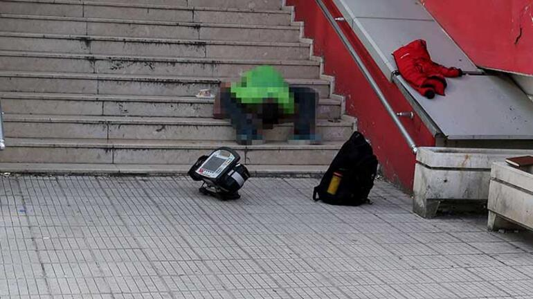 Ankarada kan donduran ölüm