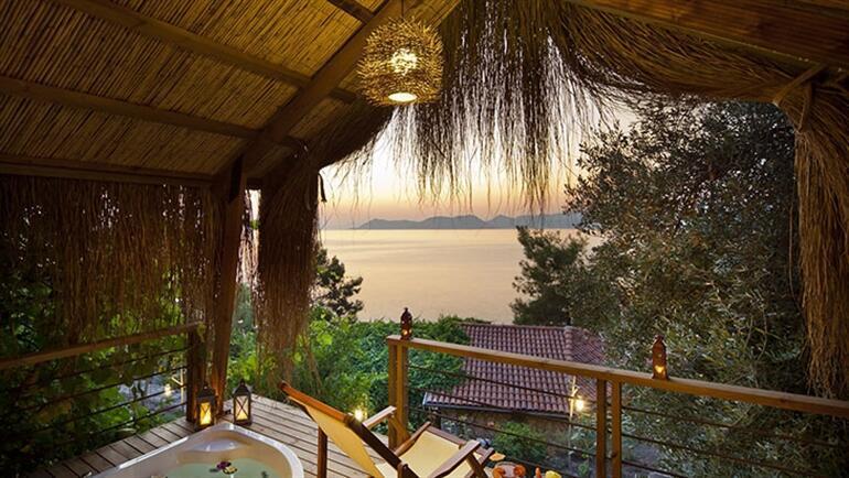 Türkiye'nin En İyi Balayı Otelleri